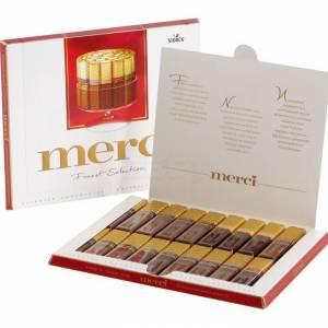 Коробка конфет Мерси R909